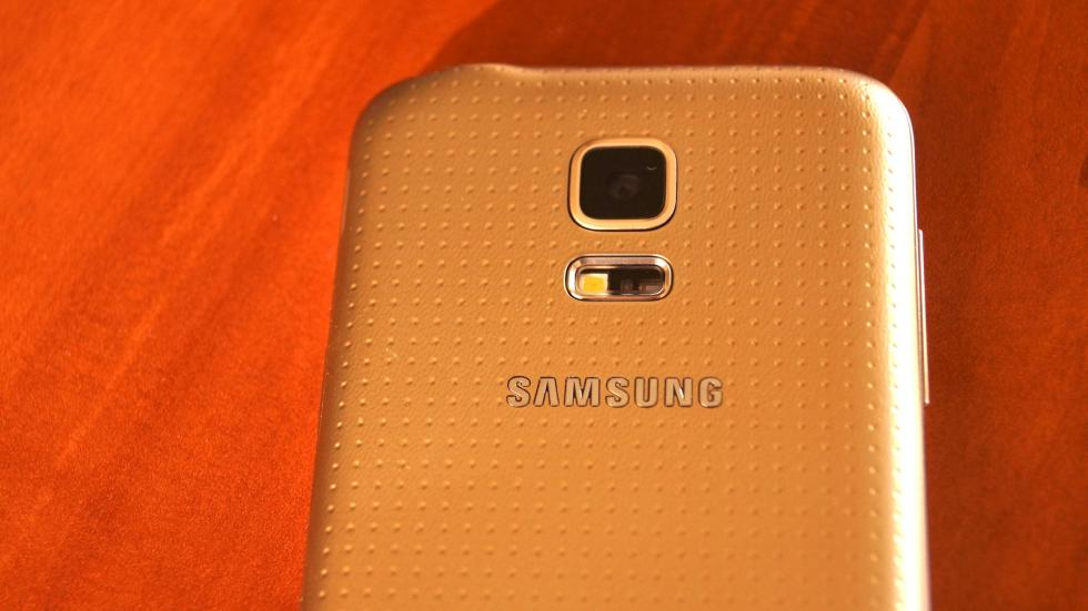 Samsung Galaxy S5 Mini cámara