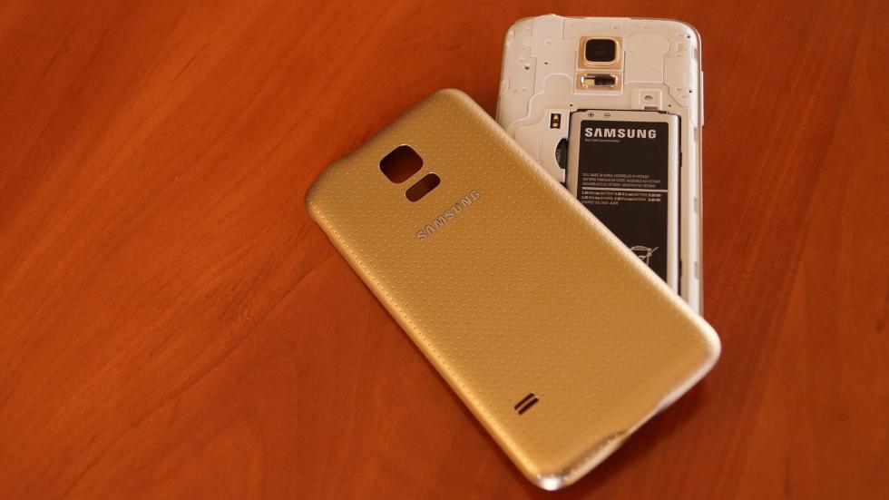 Samsung Galaxy S5 Mini batería