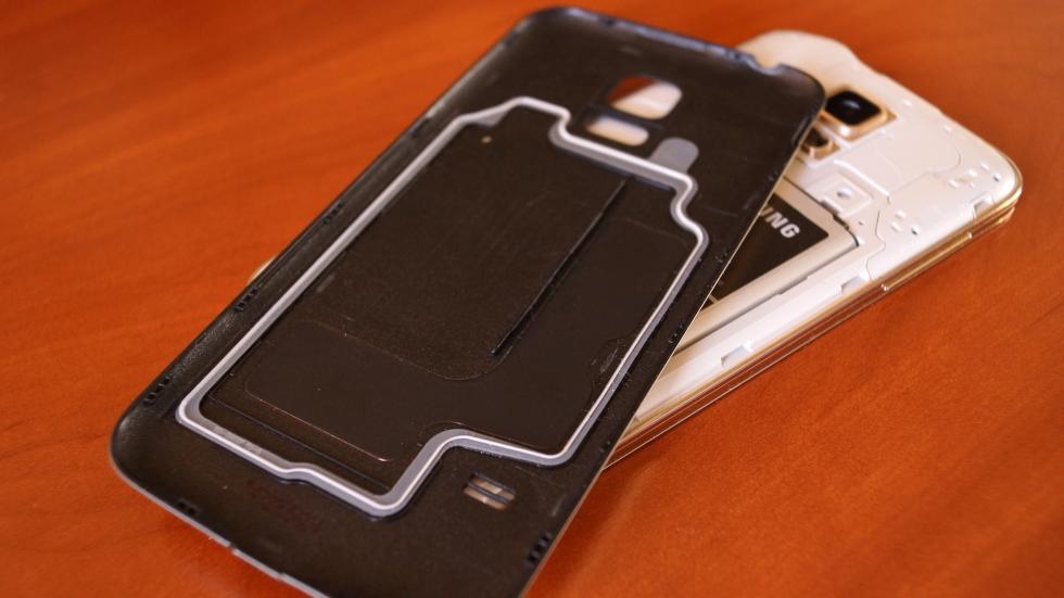 Samsung Galaxy S5 Mini protección contra el agua