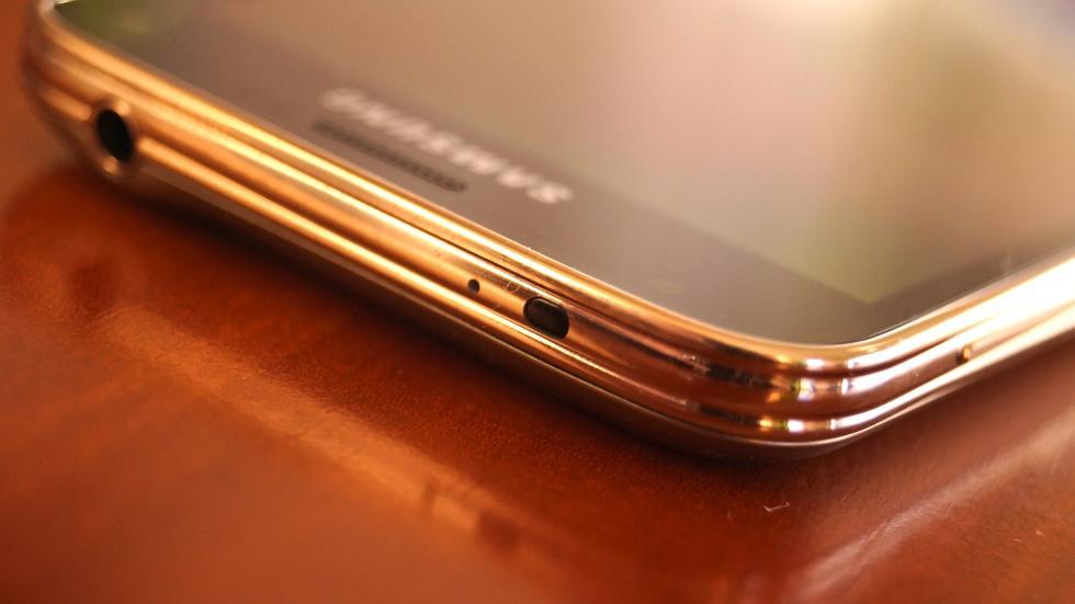 Samsung Galaxy S5 Mini sensor infrarrojos