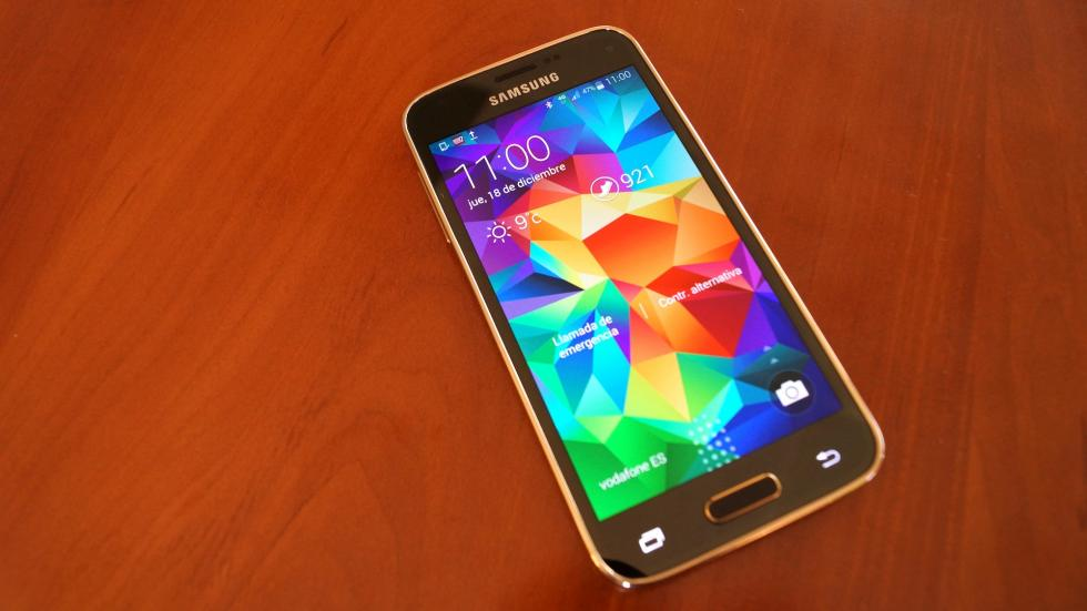 Samsung Galaxy S5 Mini pantalla Super AMOLED