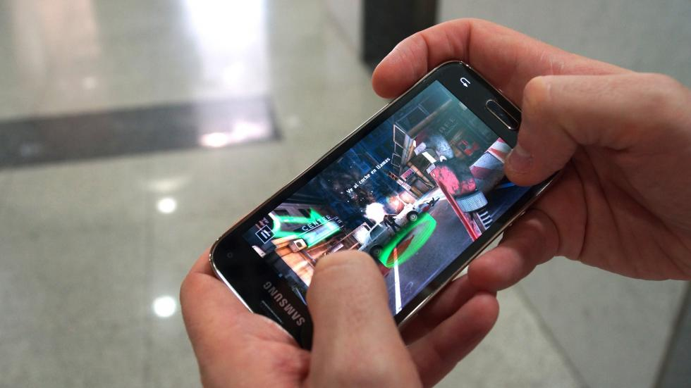 Samsung Galaxy S5 Mini rendimiento