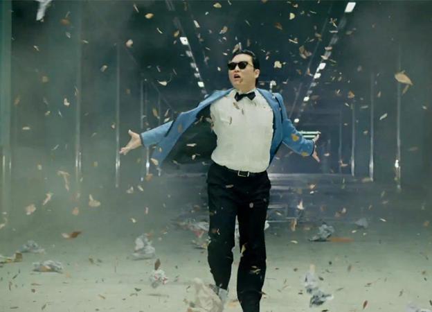 El Gangnam Style de PSY rompe el contador de vistas de YouTube