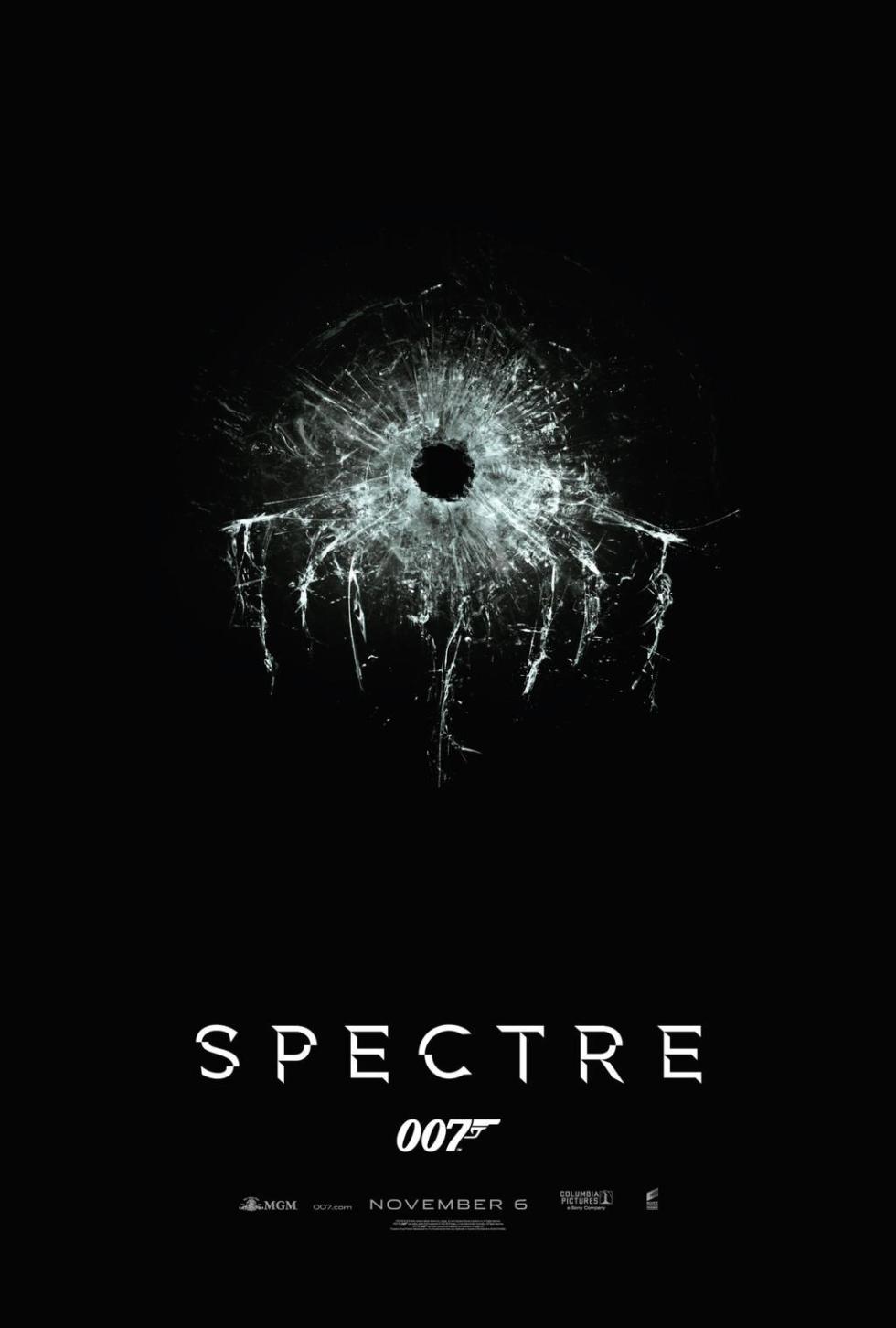 007 Spectre 2015