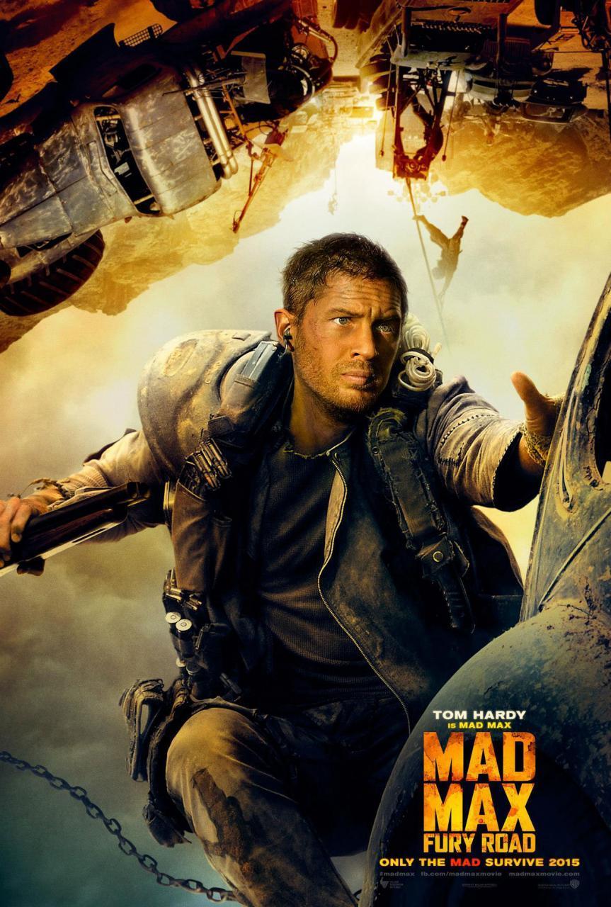 Mad Max Fury Road 2015