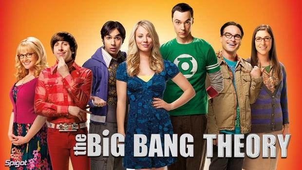The Big Bang Theory, tercera serie más pirateada de 2014