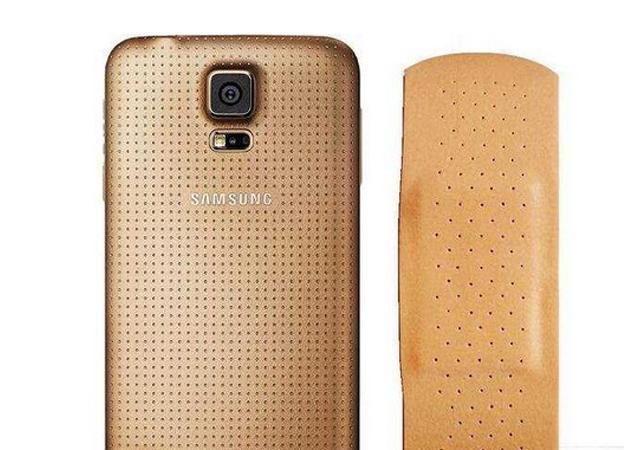 Samsung Galaxy S5 meme