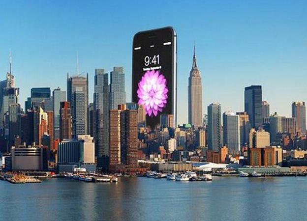 Apple iPhone 6 Plus meme