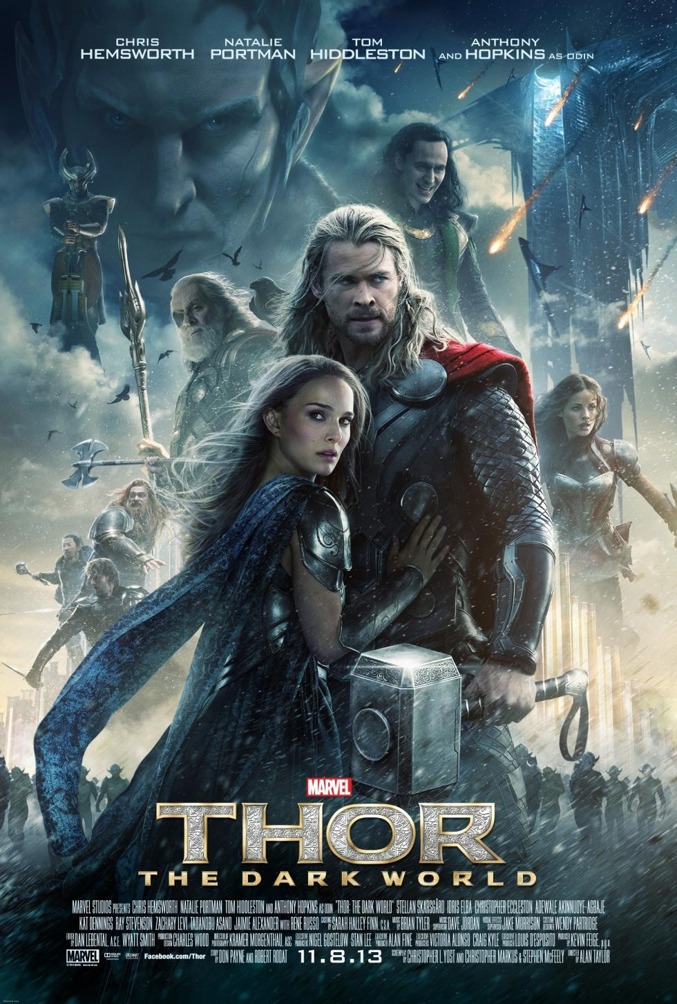 Thor 2 El mundo oscuro