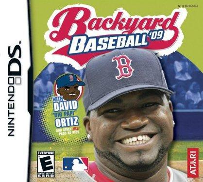 Backyard Baseball'09 para Nintendo DS