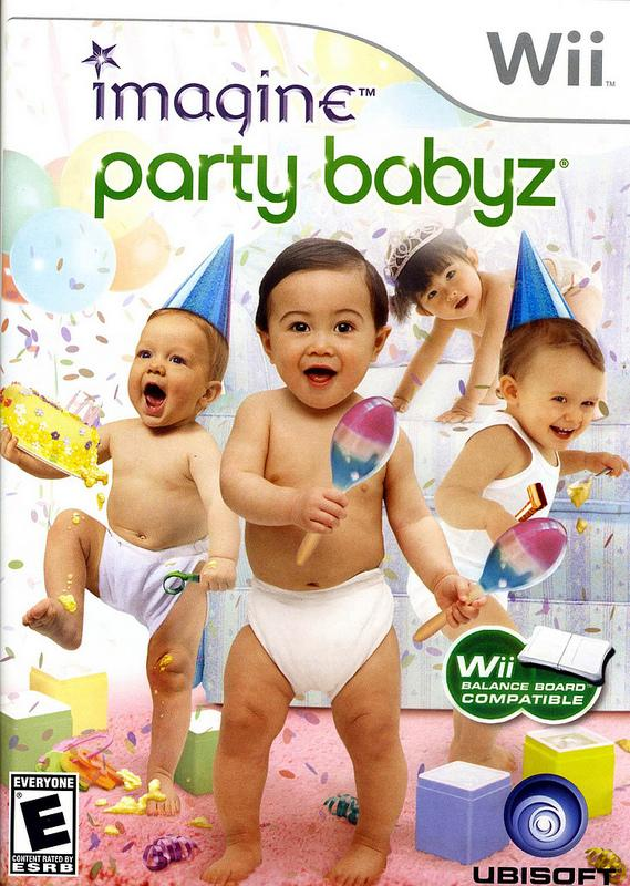 Imagine party babyz para Will.
