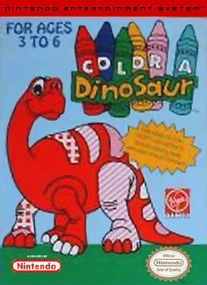 Juego para Nintendo Color a Dinosaur.