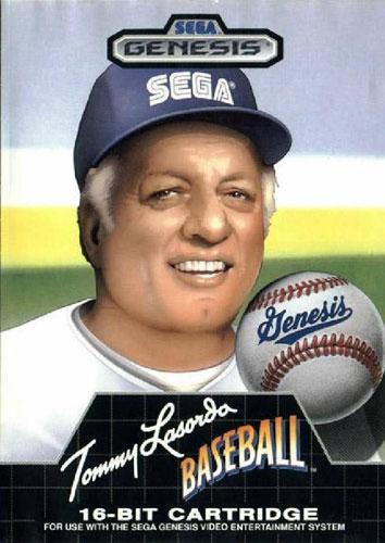 Tommy Lasorda Baseball. Sega,