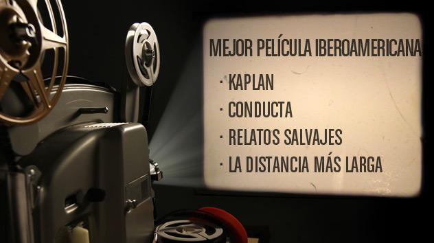 Nominados a los premios Goya 2015: Mejor película iberoamericana