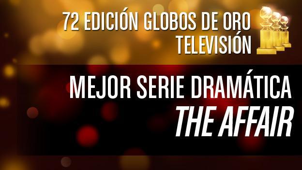 Ganadores Globos de Oro 2015