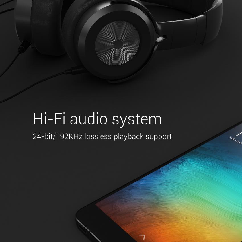 Xiaomi ha cuidado mucho la calidad de sonido en su nuevo Xiaomi Mi Note.