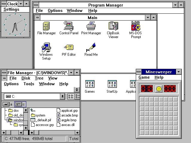 30 años de Windows