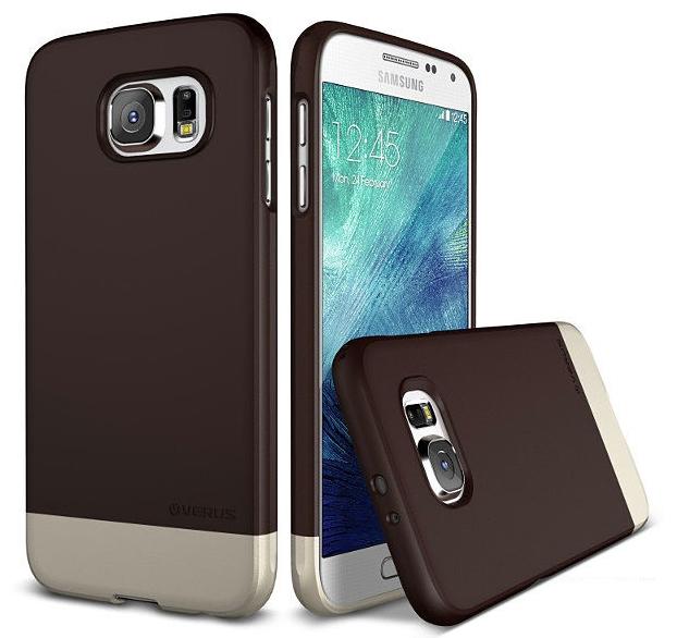 Características diseño del Samsung Galaxy S6 por el fabricante Verus