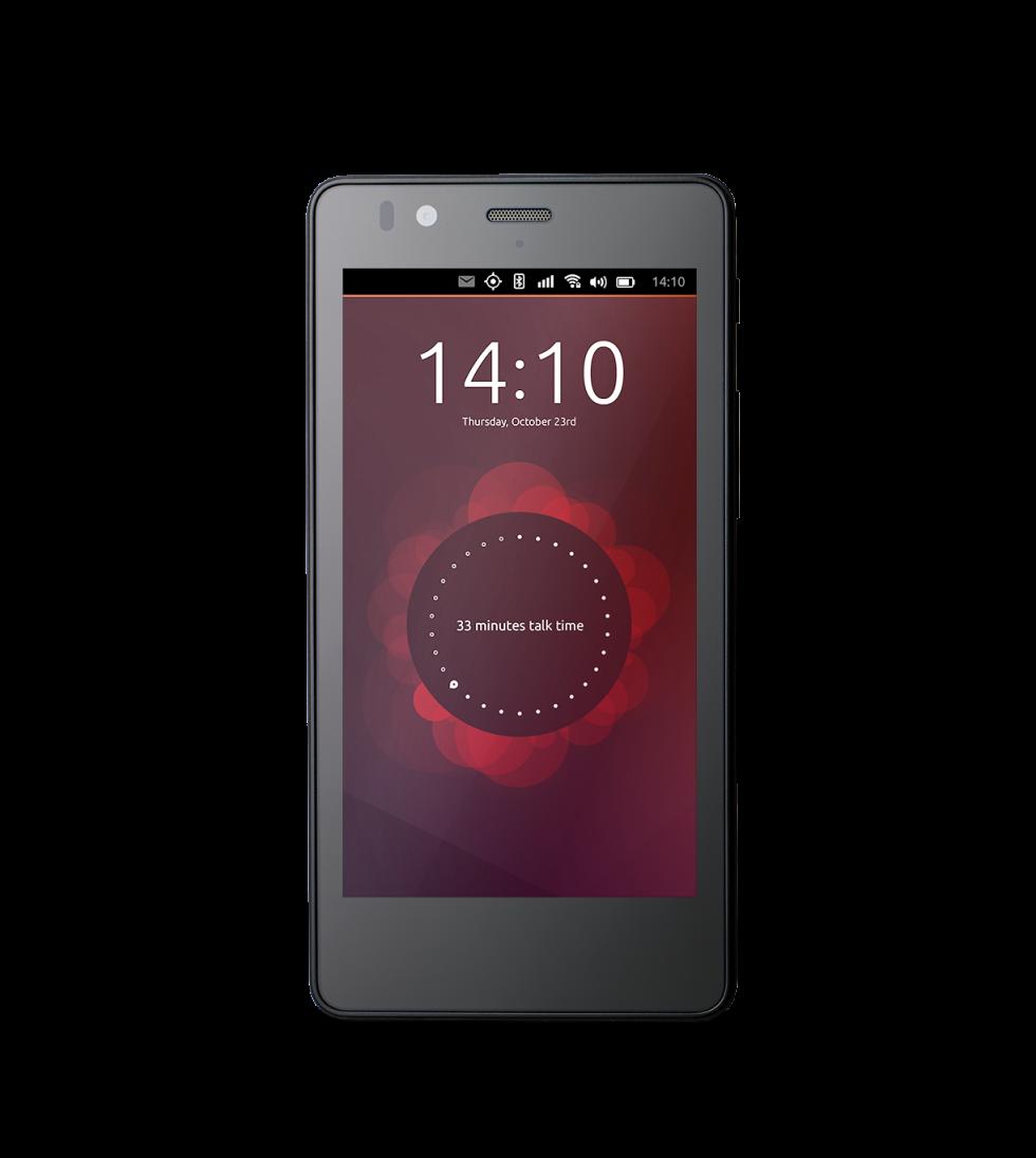 Aquaris e4.5 Ubuntu Phone