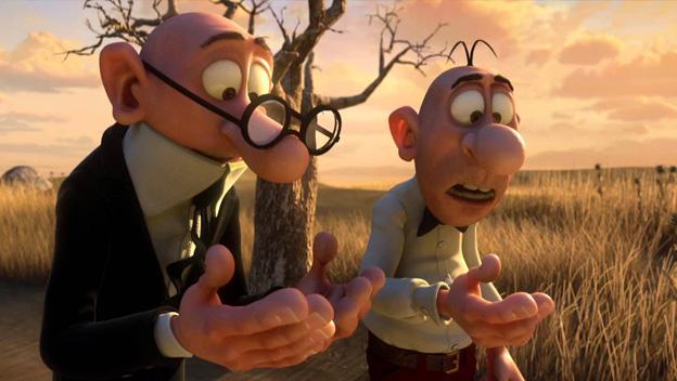 Mortadelo y Filemón mejor guión adaptado Goya 2015