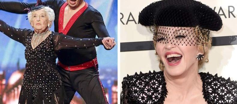 Madonna meme grammy 2015