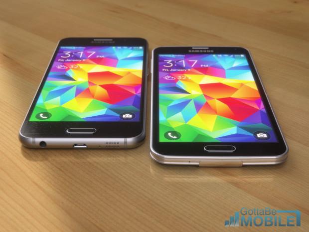 Prototipo diseño rumores Samsung Galaxy S6