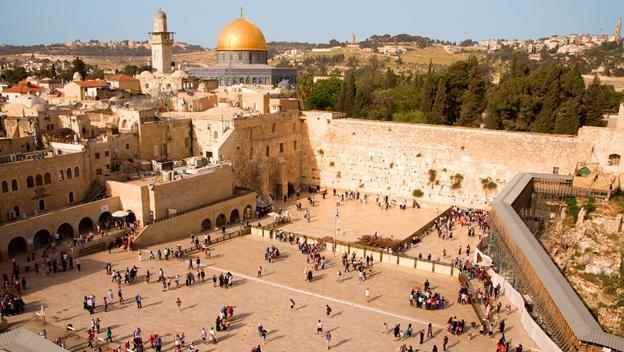 Jerusalén mejores destinos Semana Santa 2015