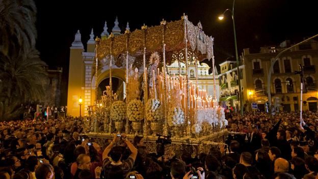 Sevilla mejores destinos Semana Santa 2015