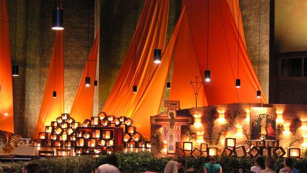 Taizé mejores destinos Semana Santa 2015