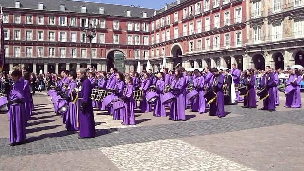 Madrid mejores destinos Semana Santa 2015