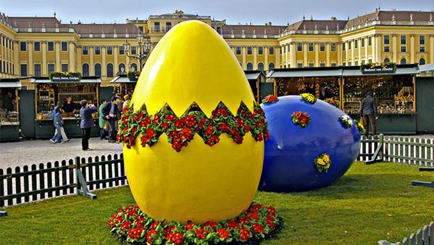 Viena mejores destinos Semana Santa 2015