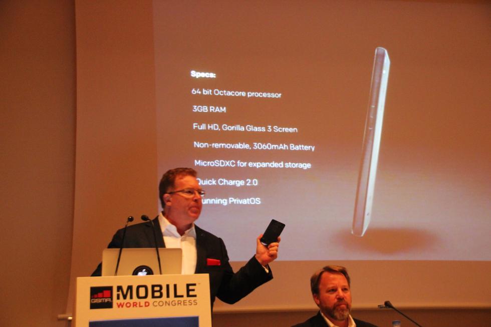 Presentación Blackphone 2 y Blackphone +