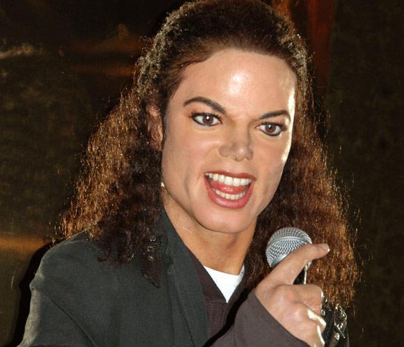 Michael Jackson en el Museo de Cera de Madrid