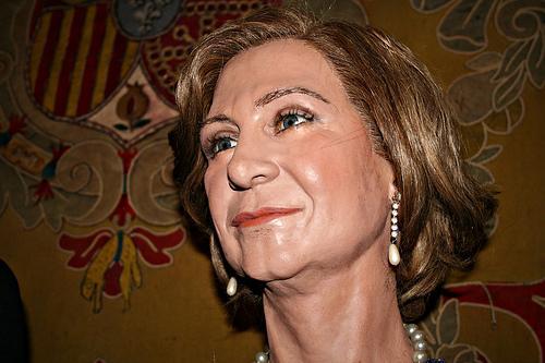 Reina Sofía Museo de Cera de Madrid