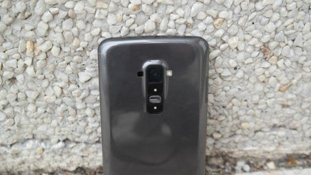 LG G Flex móvil pantalla curva
