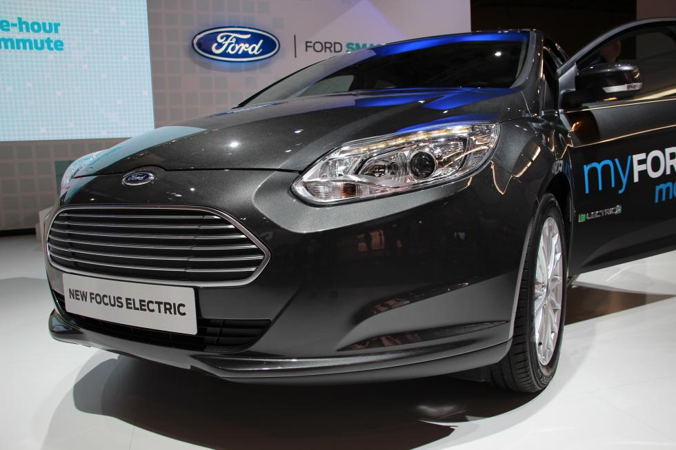 New Focus Electric