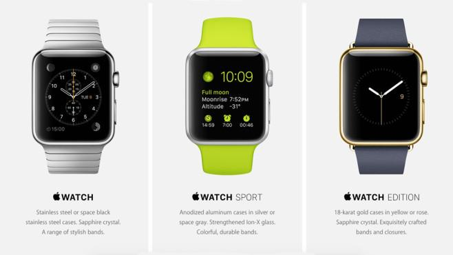 Apple Watch deportivo