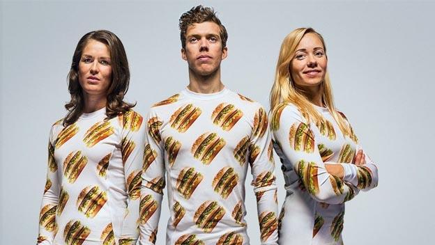McDonalds línea ropa Big Mac