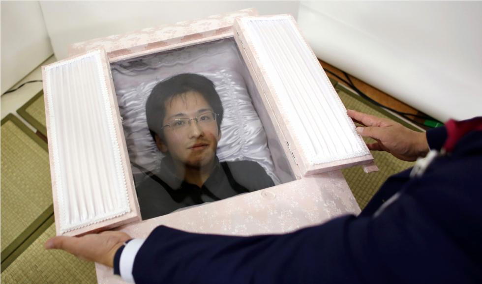 El cementerio futurista con la mayor tecnología del mundo