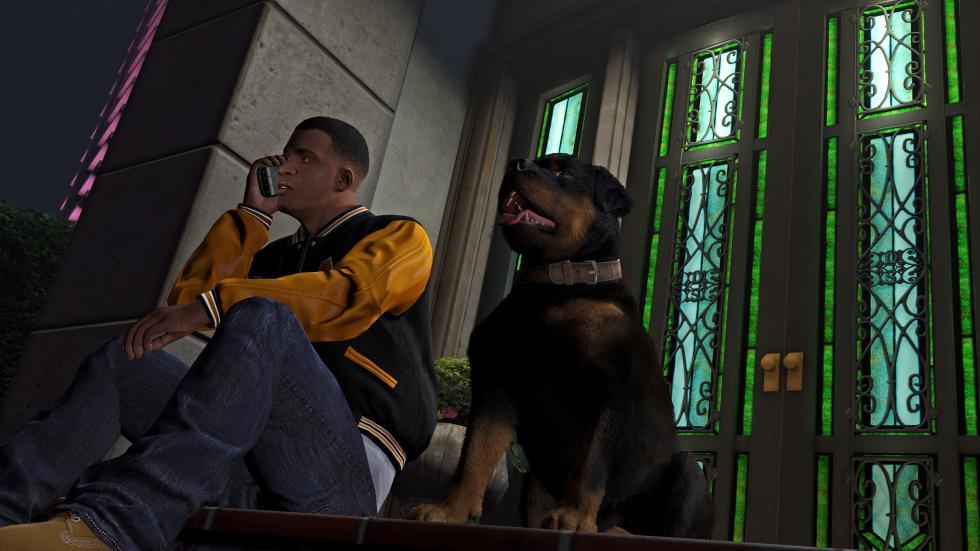 GTA V versión PC