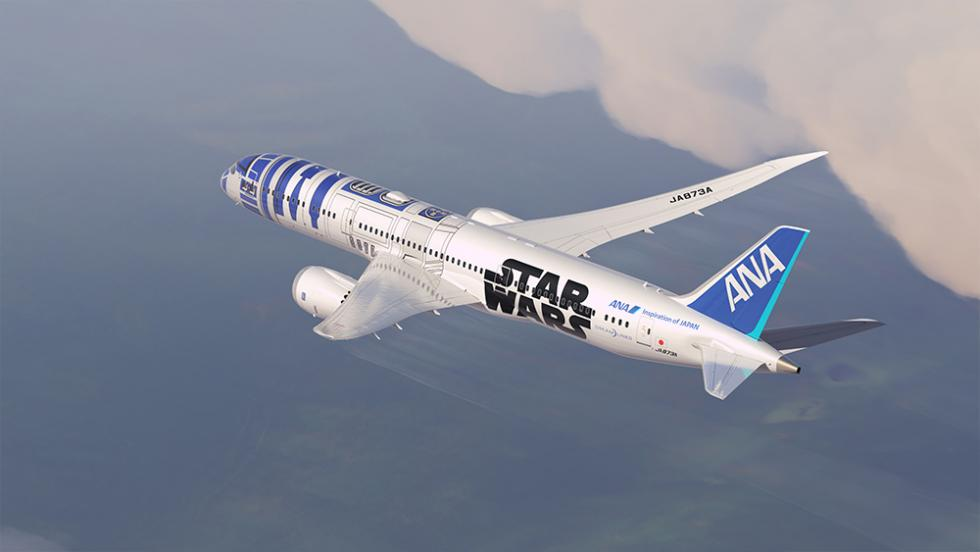 Star Wars Avión