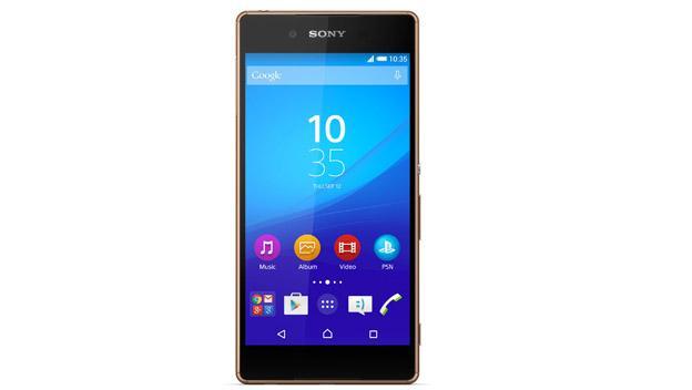 Fotos del Sony Xperia Z4