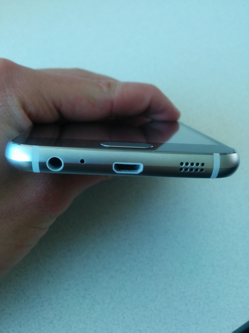 El clon del Samsung Galaxy S6 ya circula por Internet.