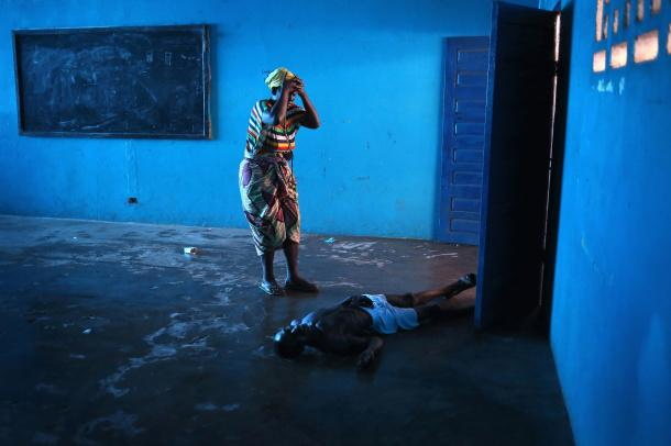 John Moore ganador L'Iris d'Or Sony World Photography Awards 2015
