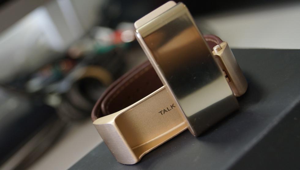Foto Huawei TalkBand B2