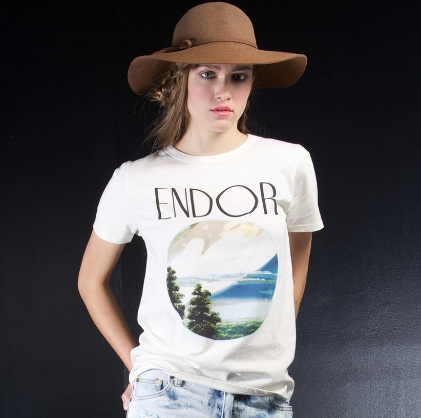 La ropa más sexy de Star Wars by Goldie y WeLoveFine
