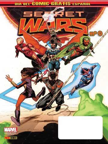 Los comics del Día del Comic Gratis Español 2015