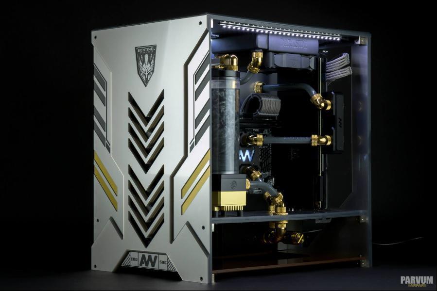 PC personalizado modding