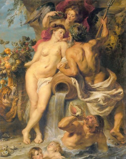 Rubens cómo reconocer pintores por sus cuadros