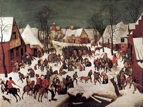 Brueghel cómo reconocer pintores por sus cuadros